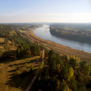 Aerofoto, Daugavas loki, #03