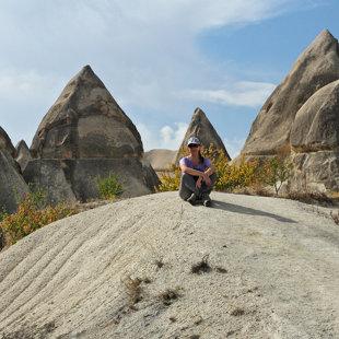 Mīlestības ieleja, Kapadokija, Turcija #05
