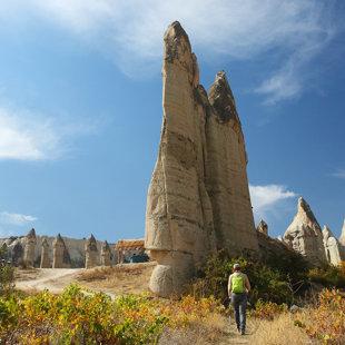 Mīlestības ieleja, Kapadokija, Turcija #08