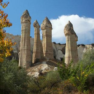 Mīlestības ieleja, Kapadokija, Turcija #09