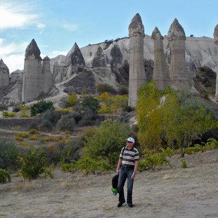 Mīlestības ieleja, Kapadokija, Turcija #10