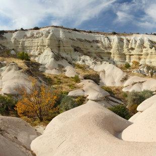 Baltā ieleja, Kapadokija, Turcija #11