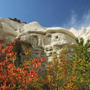 Baltā ieleja, Kapadokija, Turcija #12