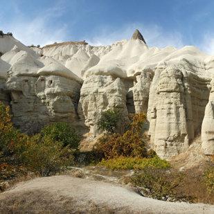 Baltā ieleja, Kapadokija, Turcija #13