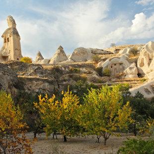 Baložu ieleja, Kapadokija, Turcija #16