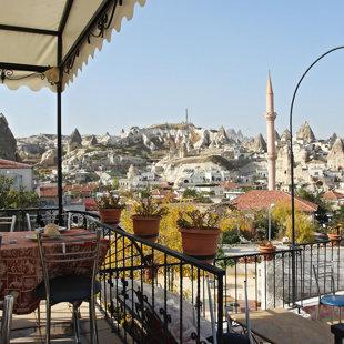 Caravanserai Cave Hotel, Goreme, Kapadokija, Turcija #18