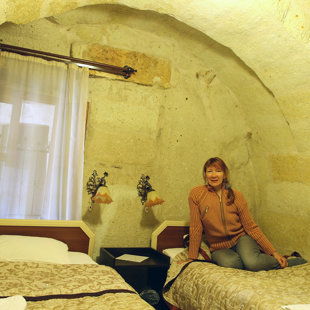 Caravanserai Cave Hotel, Goreme, Kapadokija, Turcija #20